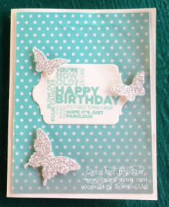 Delightful Dozen Birthday Card
