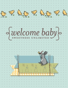 Digital Baby Card