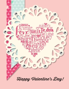 Language of Love Digital Valentine