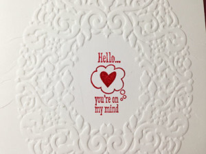 Love You to the Moon stamp set
