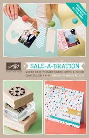 Sale-a-bration mini catalog