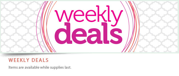 Stampin' Up! Weekly Deals image