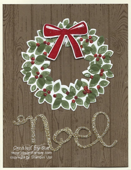 Wondrous Wreath Noel