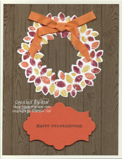 Wondrous Wreath Thanksgiving