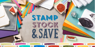 photo of Stampin' Up! Worldwide Card-making Day special