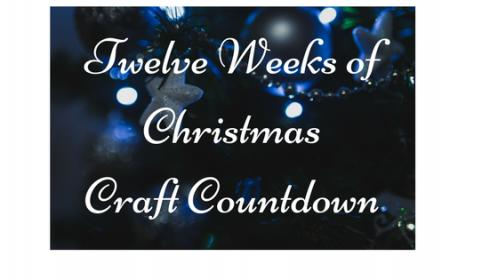 Banner for 12 Weeks of Christmas campaign