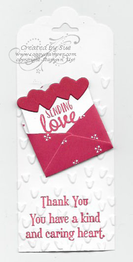 Valentine tag created with Sealed with Love Bundle