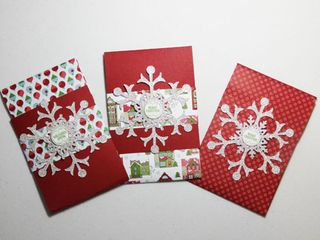 Petite Pocket Gift Card Holders