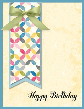 Sunshine and Sprinkles digital birthday card