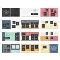Convention 2012 Photobook Template index